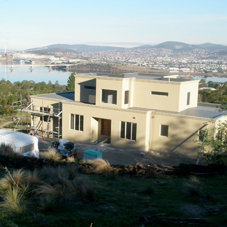 Texture coating Hobart Tasmania. Cement rendering and Acrylic Texture coating Hobart Tasmania