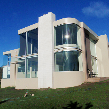 Dulux accredited applicators of render and texture products. Hobart Tasmania.