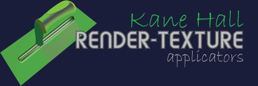 Kane Hall Render and Texture Hobart Logo